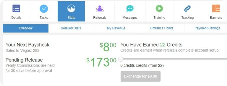 Wealthy Affiliate Proof Of Earnings