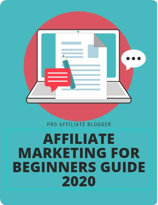 Affiliate Marketing for Beginners Guide 2020