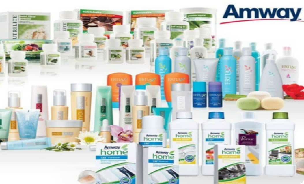 Amway MLM Company Review